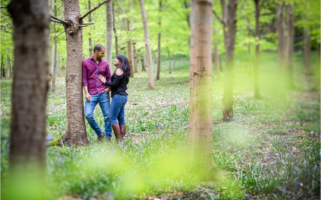 Cotswolds Pre Wedding Shoot at The Fish Hotel