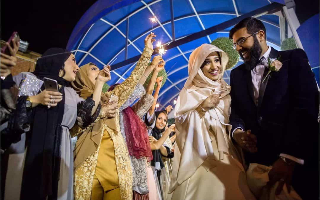 Birmingham Photography of an Asian / Arab Wedding