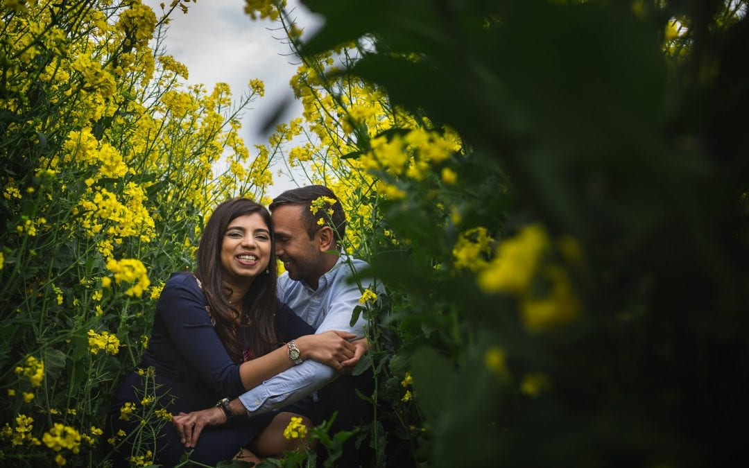 Pre Wedding Photo Shoot in Warwickshire
