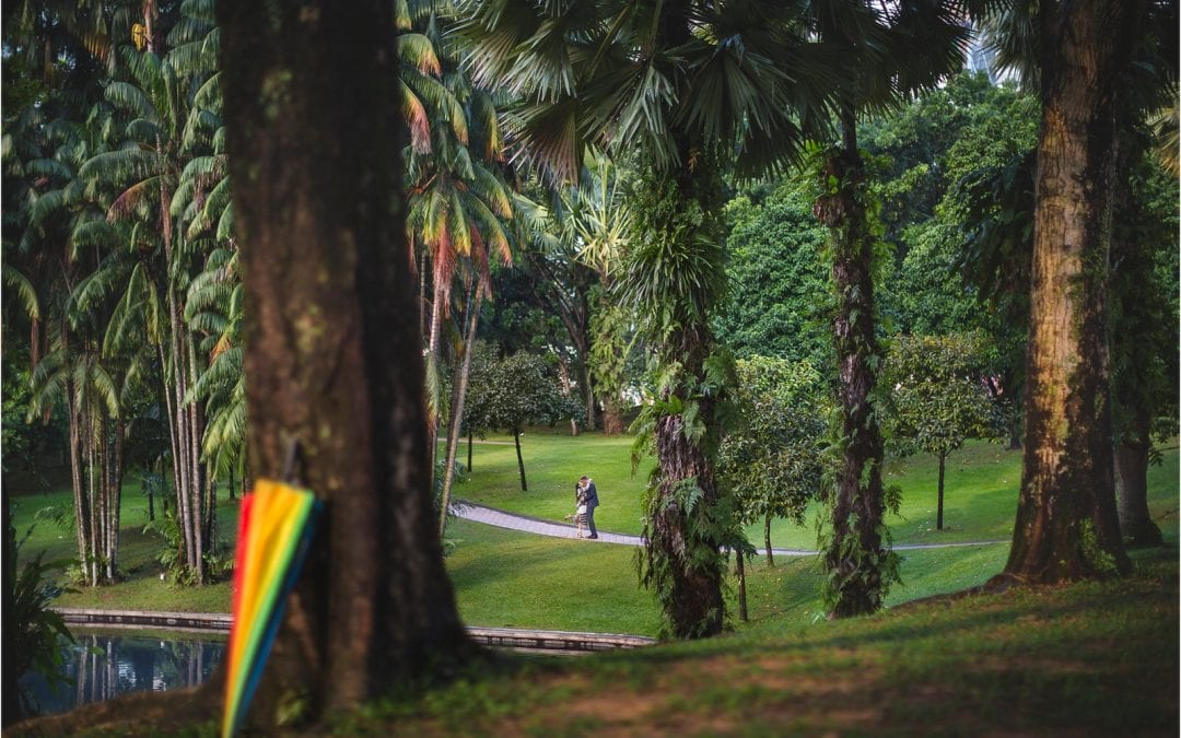 Kuala Lumpur Engagement Shoot, Malaysia