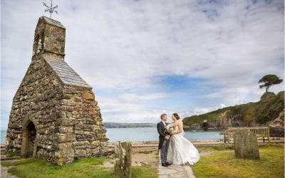 Pembrokeshire Wedding at Rhosygilwen