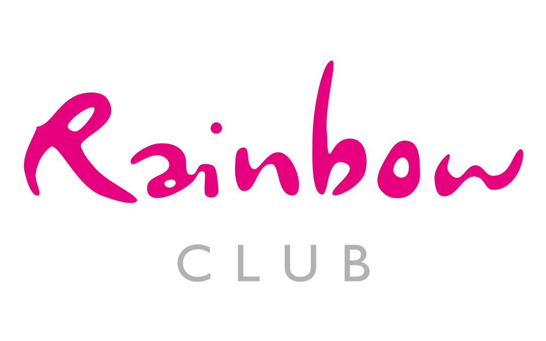 Rainbow Club Wedding Shoes
