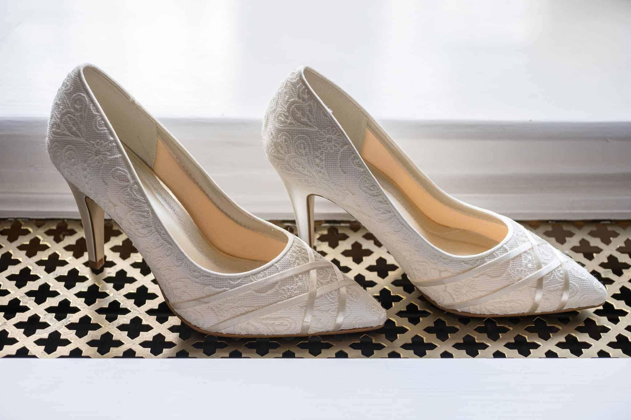 rainbow club wedding shoes