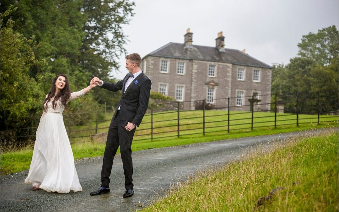 A Peak District Wedding at Casterne Hall