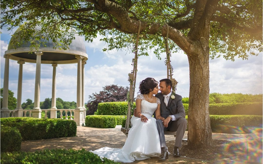 Froyle Park Wedding in Hampshire