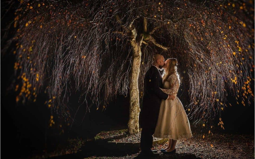 Gorcott Hall Wedding in Warwickshire