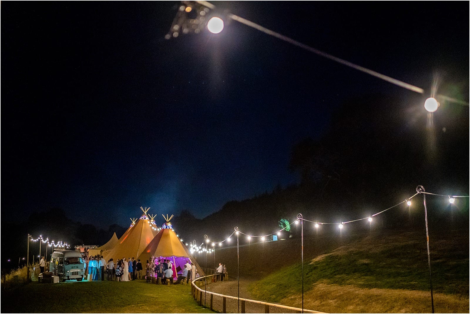 tipi wedding in oxfordshire
