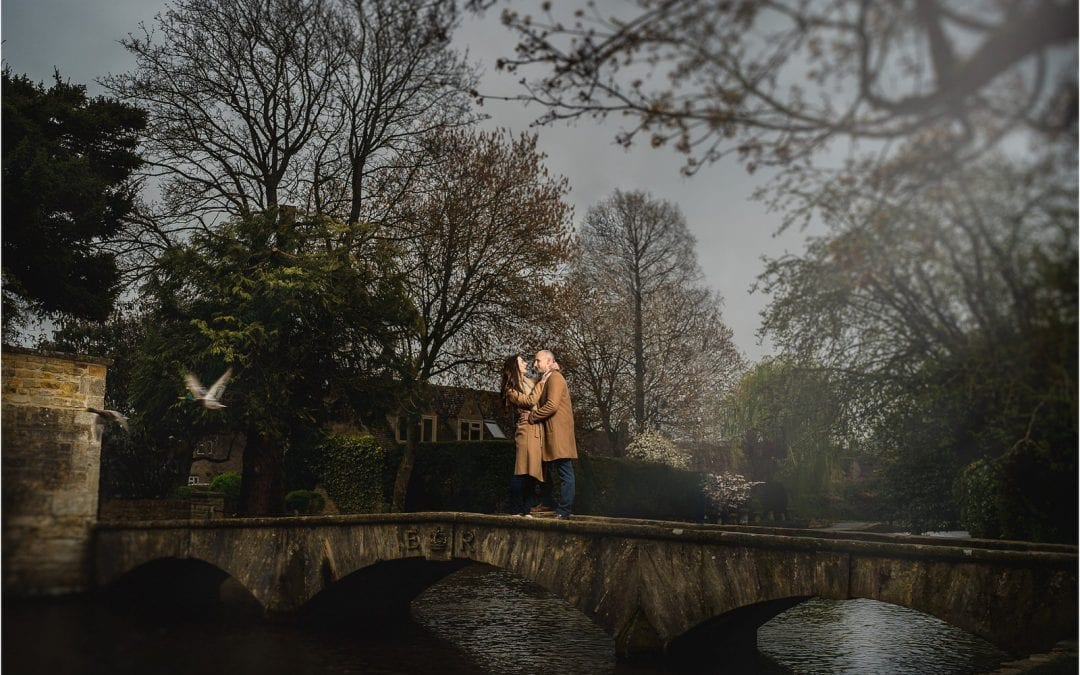 Bourton on the Water Engagement Shoot