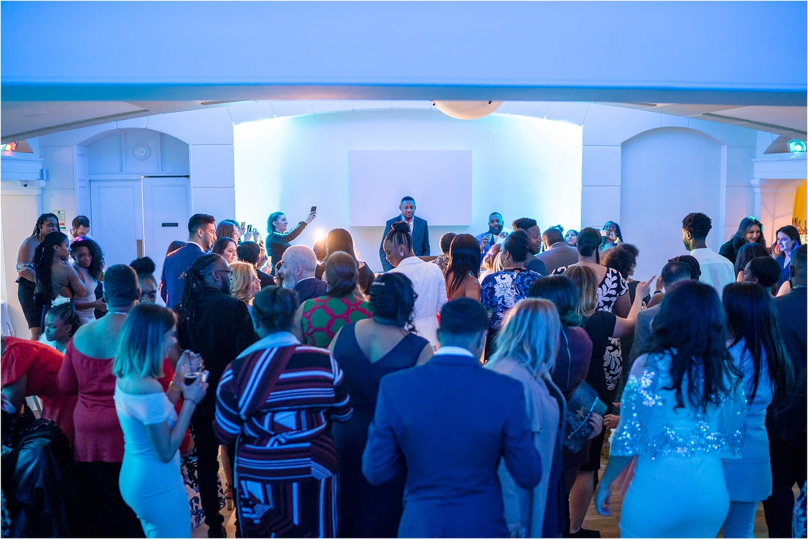 pembroke lodge wedding reception