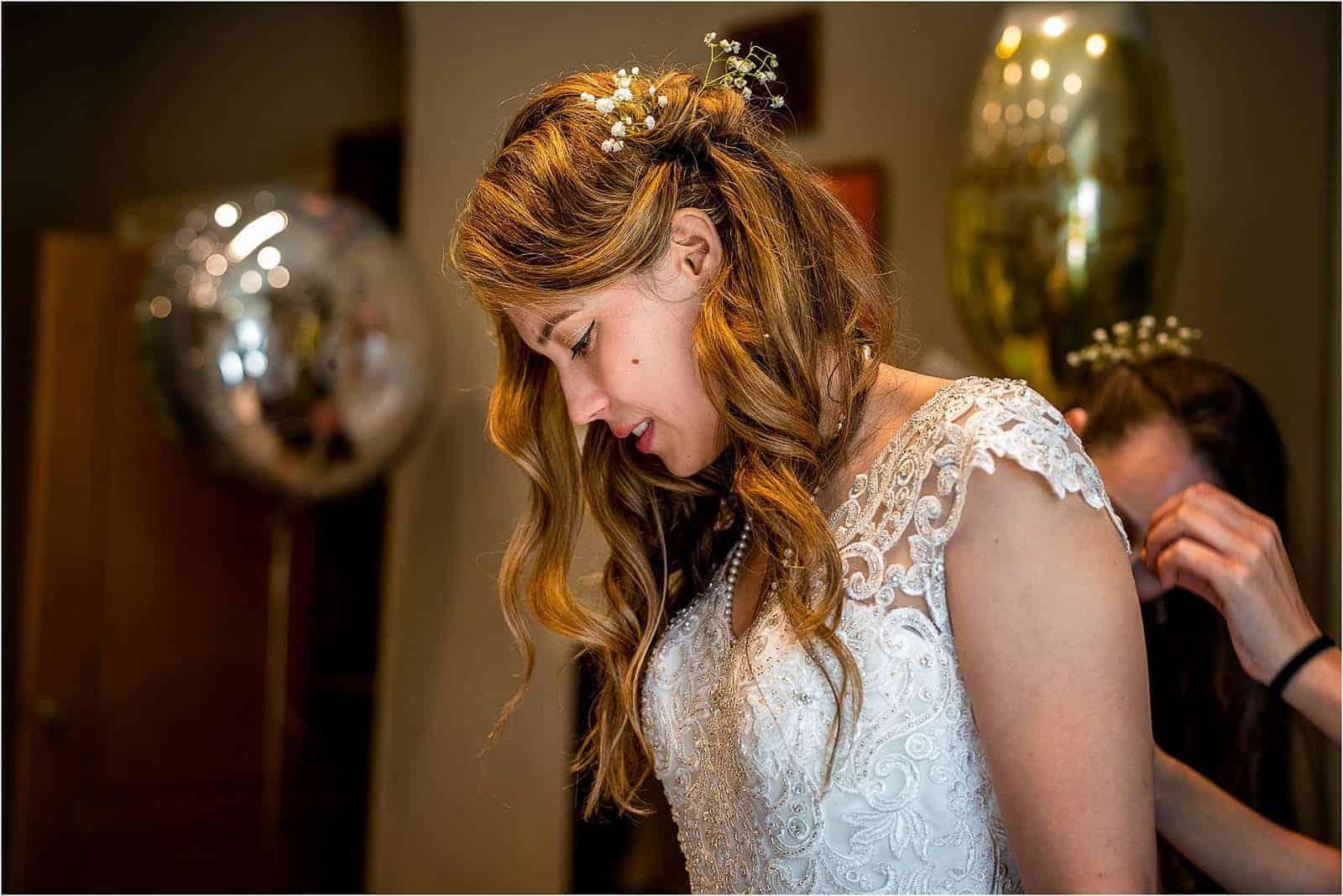 bride in county durham