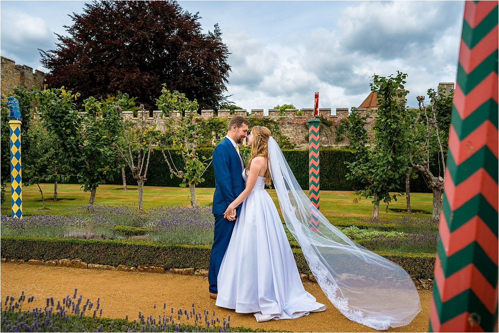penshurst place in kent wedding
