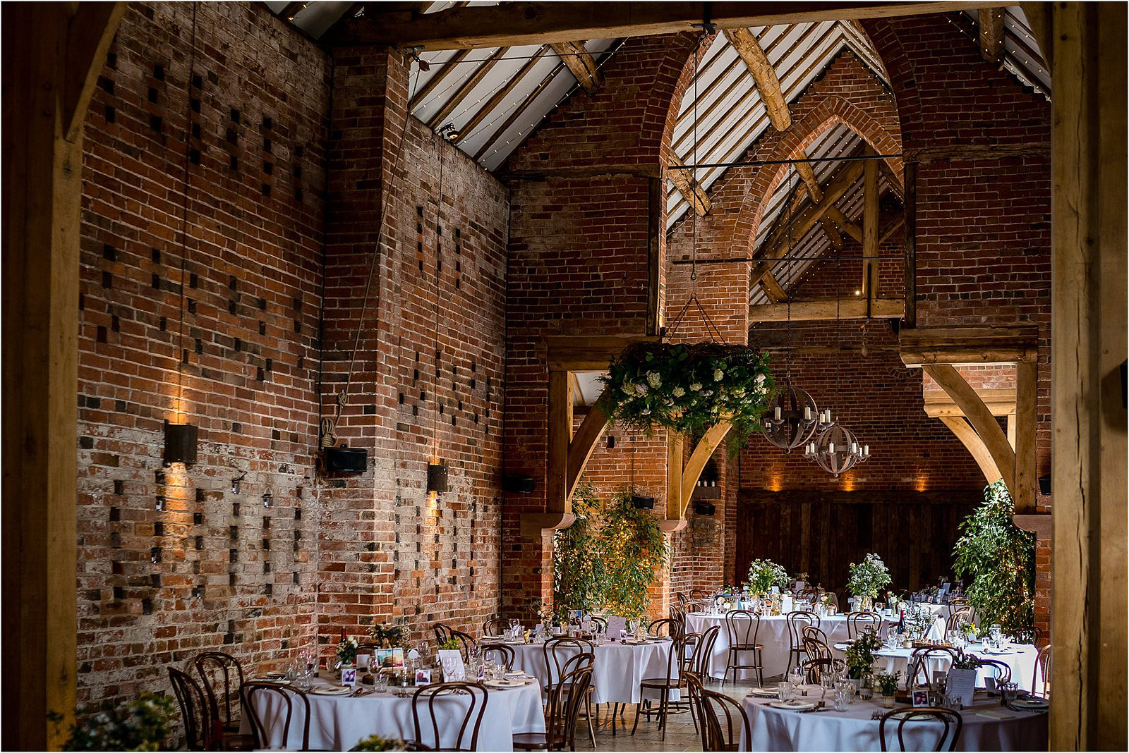 shustoke farm barn wedding in warwickshire