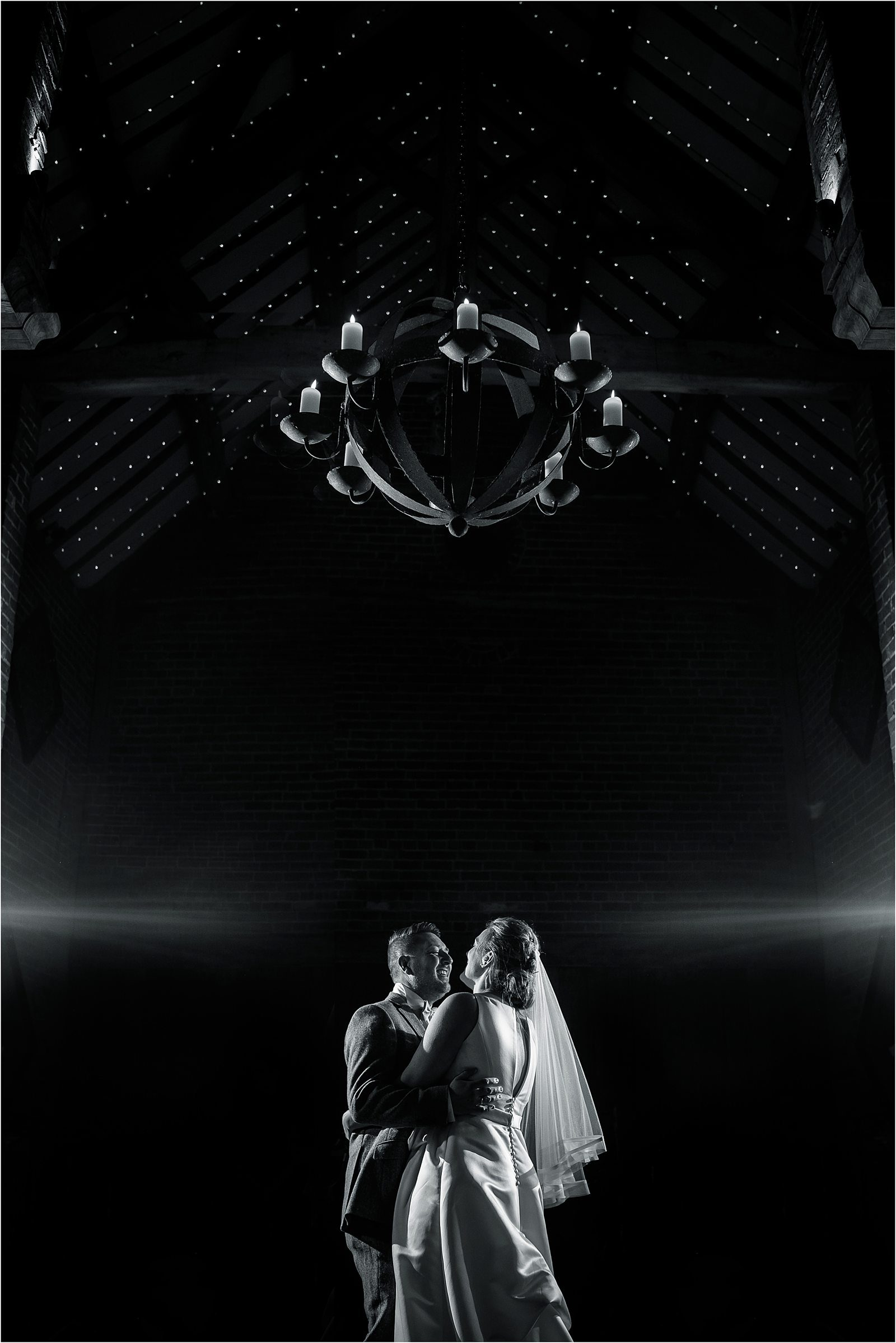 first dance at shustoke farm barn in warwickshire